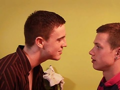Straight Boy Billy Rubens Goes Gay For JP Dubois