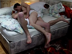 Gay boys fucking in the hotel room