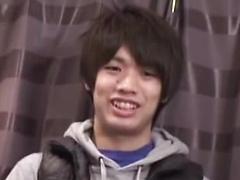 Yuki - Straight Japanese Jerk Off