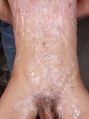Hot wax never looked as hot as in this torture scene - Gay boys pics at Twinkest.com