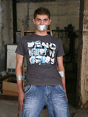 Young straight boy Toby Tate get handjob from Sebastian