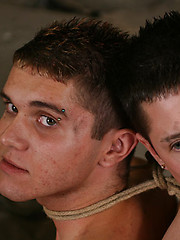 Kenzie and Toby join forces for another dark action - Gay boys pics at Twinkest.com