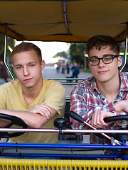 Joy Ride - Gay boys pics at Twinkest.com