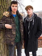 Jared Shaw - Johannes Lars - Gay boys pics at Twinkest.com