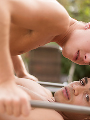 Poolside Pound - Gay boys pics at Twinkest.com