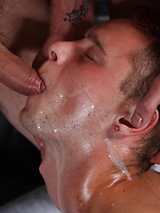 Ashton Bradley and Adam Watson waste no time in humiliating the poor lad - Gay boys pics at Twinkest.com