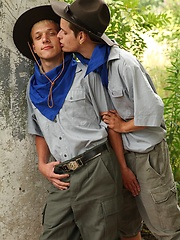 Two scout boys fucking near the camp - Gay boys pics at Twinkest.com