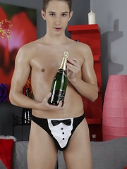 Cute And Playful Like A Pair Of  Puppies On Xmas Morning! - Gay boys pics at Twinkest.com