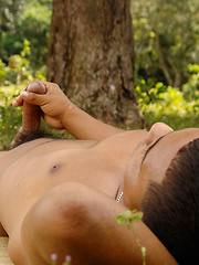 Tribal twink boy stroking - Gay boys pics at Twinkest.com
