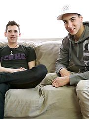 Two hottest boys Dominic Couture and Joey Lafontaine - Gay boys pics at Twinkest.com
