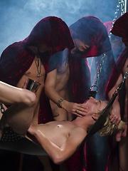 Helix academy fuck ritual
