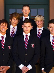 Hottest HelixStudio twinks in Helix Academy - Gay boys pics at Twinkest.com