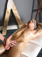 Sebastian Kane Strokes The Cum From Oli Jay - Gay boys pics at Twinkest.com