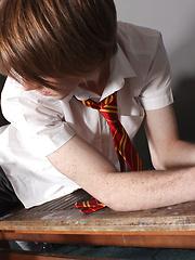 Kai Has Been A Naughty Boy.  Kai Alexander and Sebastian Kane - Gay boys pics at Twinkest.com