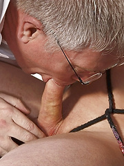 Roped Up And Wanked Off - Gay boys pics at Twinkest.com