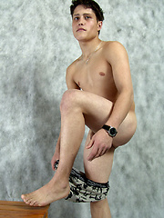 Smooth, muscled twink Sweet looks just that in this scene - Gay boys pics at Twinkest.com