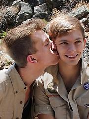 Bareback Scouts Earn A Badge - Gay boys pics at Twinkest.com