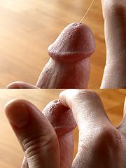 Twink boy Danny Milk masturbates his big rod - Gay boys pics at Twinkest.com