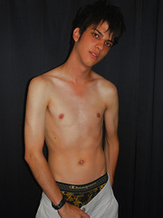 Shosei is a very sexy twink from Osaka - Gay boys pics at Twinkest.com