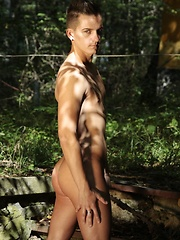 Daniel Prince Takes His Friend For A Forest Walk – Then Fucks His Pretty Brains Out! - Gay boys pics at Twinkest.com