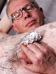 A Sensitive Cock Drained - Gay boys pics at Twinkest.com