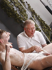 Sebastian Drains Reece! - Gay boys pics at Twinkest.com
