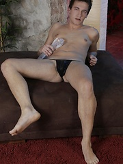 Two Kinky Dick-Crazed Fuck-Buddies Choose to Rim, Ride & Open Wide! - Gay boys pics at Twinkest.com