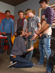 Study Group - Gay boys pics at Twinkest.com