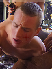 real life boyfriends Roman Daniels and Stefan Nash reflecting on how they met - Gay boys pics at Twinkest.com