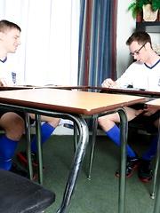 Circle Jerk Boys - Hot Detention Session - Gay boys pics at Twinkest.com
