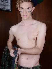 Pissing off your commanding officer can get you well and truly fucked! - Gay boys pics at Twinkest.com