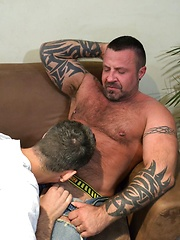 Cub Visits Marc Angelo - Gay boys pics at Twinkest.com