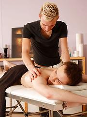 Massage Boys: Reece & Milo