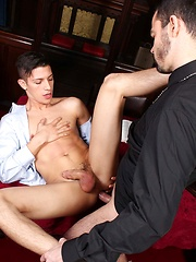 The Sin of The Father and His Choirboy - Gay boys pics at Twinkest.com