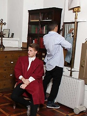 Choirboy: Behind the Scenes - Gay boys pics at Twinkest.com