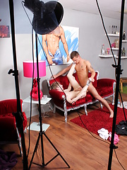 Behind The Scenes At The Dreamboy - Gay boys pics at Twinkest.com