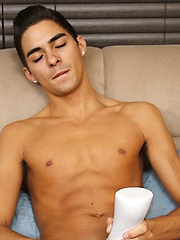 Two Toys For Horny Malachy - Gay boys pics at Twinkest.com
