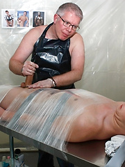 Taped Down Twink Drained Of Cum - Gay boys pics at Twinkest.com
