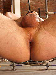 Ball Abuse For Bottom Boy Rhys - Gay boys pics at Twinkest.com