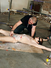 Stretched And Stroked By The Master - Gay boys pics at Twinkest.com