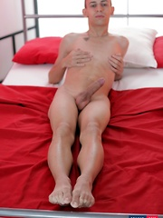 Two Cute, Totally Hairless Twinks Enjoy A Hard, Sweaty Session Of Boy-On-Boy Cock Fun! - Gay boys pics at Twinkest.com