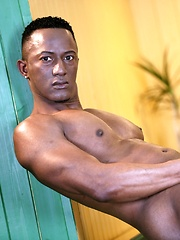 Horned-Up Yuri Adamov Takes On An Interracial Double-Dicking! - Gay boys pics at Twinkest.com