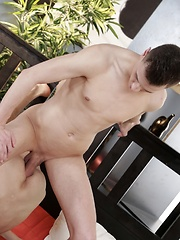 Noah Matous Gets DP'd By Big-Dicked Pals, Home-Movie Style! - Gay boys pics at Twinkest.com