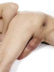 Noah Matous`s Ass Takes On A Top-Notch Stretch and Creaming! - Gay boys pics at Twinkest.com
