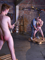 The Master Has New Games To Play - Gay boys pics at Twinkest.com