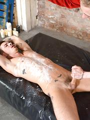 Slave Made To Cum Hard! - Gay boys pics at Twinkest.com