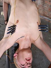 Bending Over Backwards! - Gay boys pics at Twinkest.com