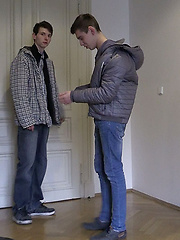Czech Hunter Scene 241 - Gay boys pics at Twinkest.com