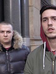 Czech Hunter Scene 243 - Gay boys pics at Twinkest.com
